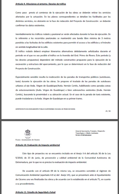 primo-de-rivera-primeras-talas-anteproyecto
