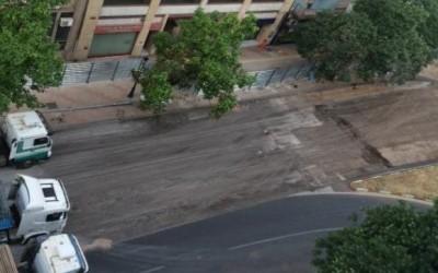 Garaje en la calle Primo de Rivera, un puzle para Cáceres