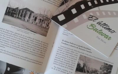 """Presentación de la publicación """"El Último Bulevar"""""""
