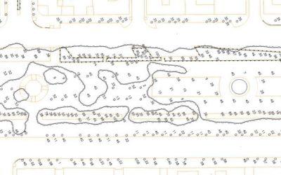 Disponible el plano de árboles y plantas de Cánovas