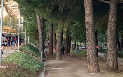 Alternativas al carril bici del Parque del Príncipe